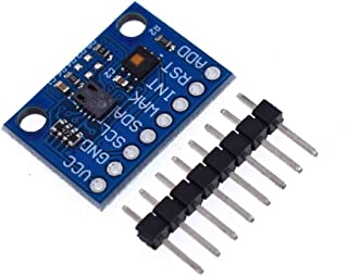 CCS811 HDC1080 Carbon Dioxide CO2 Temperature and Humidity Sensor VOCs Air Quality Monitor Sensor Module Winder