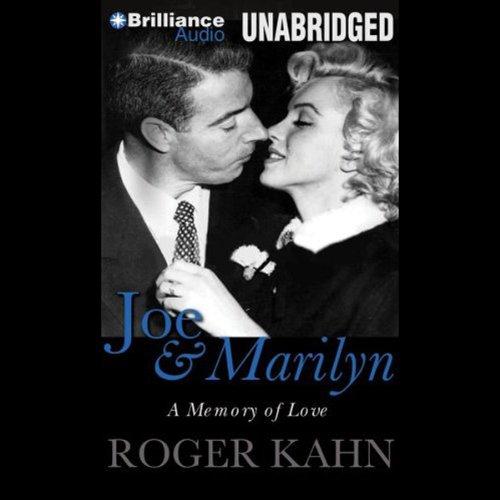 Joe & Marilyn audiobook cover art