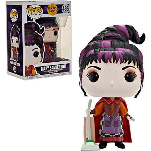 Funko Pop Movies : Hocus Pocus - Mary Sanderson 3.75inch Vinyl Gift for Movies Fans SuperCollection