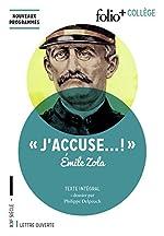 «J'accuse...!» d'Émile Zola