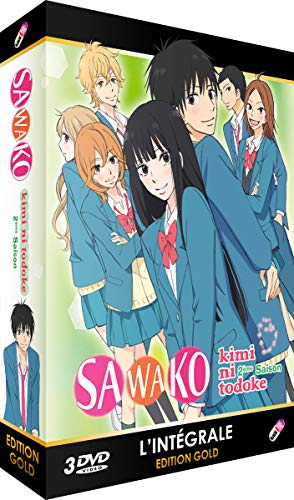 Sawako (Kimi ni Todoke) - Intégrale Saison 2 + OAV - Edition Gold (3 DVD + Livret) [Édition Gold]
