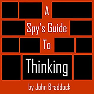 A Spy's Guide to Thinking cover art