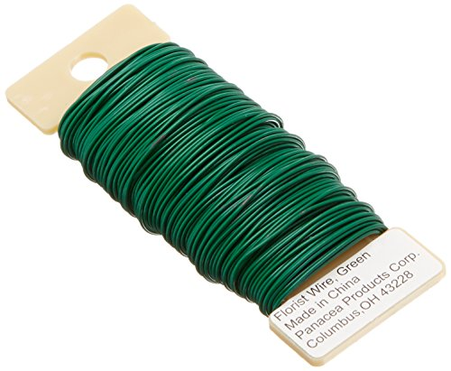 Paddle Wire 20 Gauge 4oz, Green