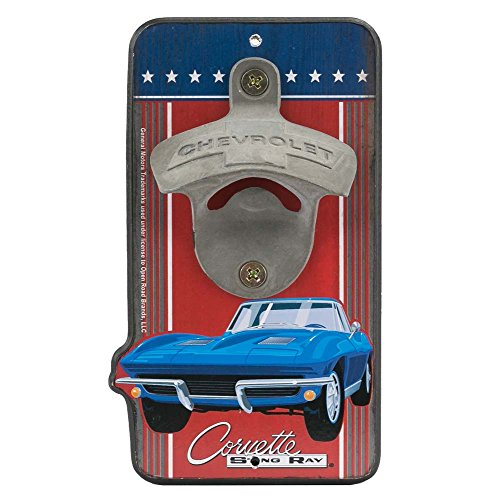 corvette bottle opener - 1