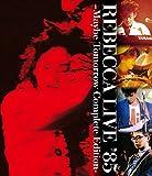 REBECCA LIVE'85 -MAYBE TOMORROW ...[Blu-ray/ブルーレイ]