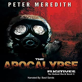 The Apocalypse Fugitives audiobook cover art