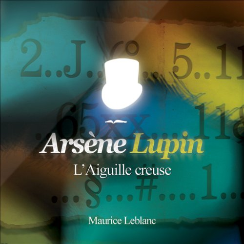 L'Aiguille creuse audiobook cover art