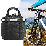 Bici Pannier Bolsa Bicicleta Bicicleta Bicicleta Detachable Frente Pet Carrier De Mascotas Bolsa Frente Bolsa De Bicicleta Removible Cesta Para Picnic Ciclismo Compras