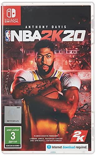 NBA 2K20 - Nintendo Switch [Importación inglesa]