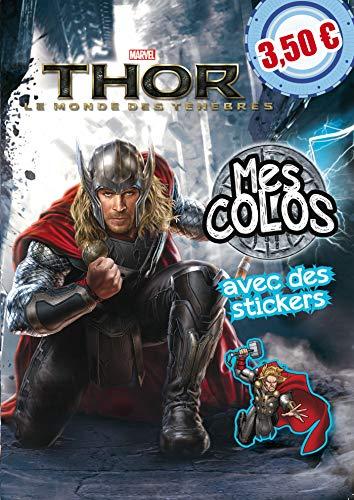 Thor 2, MES COLOS AVEC STICKERS