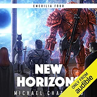 New Horizons cover art