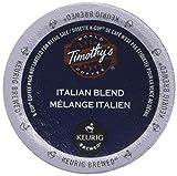 Timothy's World Coffee Italian Blend K-Cup Coffee