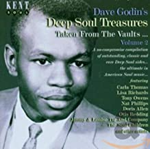 Dave Godins Deep Soul Treasures Vol.2 Various