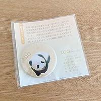 シャンシャン 記念バッジ 上野動物園 パンダ