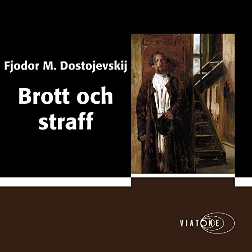 Brott och straff [Crime and Punishment] audiobook cover art