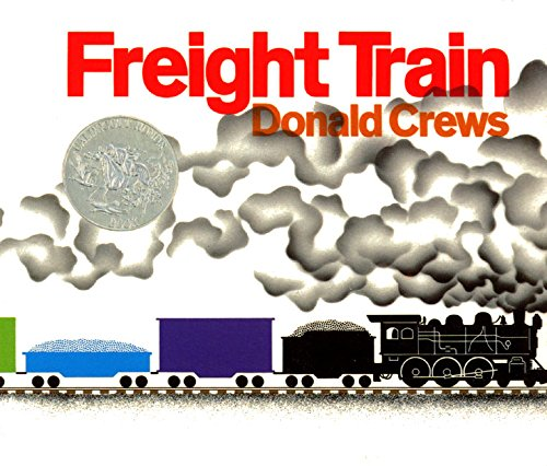 Freight Train Big Book (Mulberry Big Book)の詳細を見る