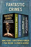 Fantastic Crimes: Four Bibliomysteries by Bestselling Authors (English Edition)