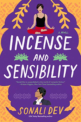 Incense and Sensibility: A Novel (The Rajes Series Book 3)