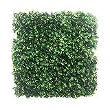 WAA Simulazione Pianta Parete Pianta Verde Parete Decorazione per Interni Ed Esterni Protezione Ambientale Sfondo Greening Hibiscus Prato