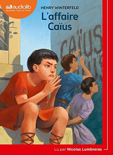 L'Affaire Caïus: Livre audio 1 CD MP3