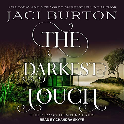 The Darkest Touch Audiobook By Jaci Burton cover art