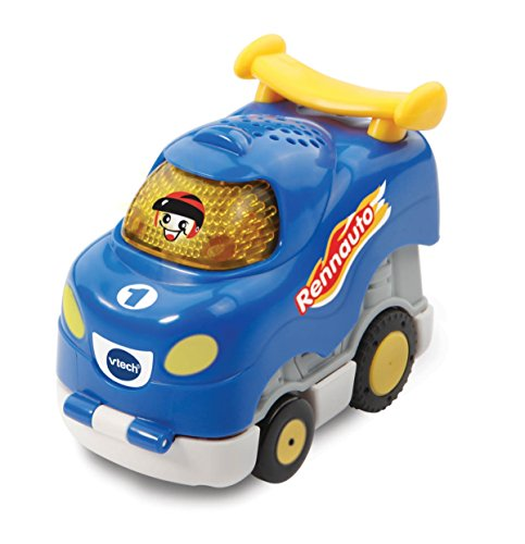 Vtech 80-500604 TUT Baby Speedster-Press and Go Racing Car