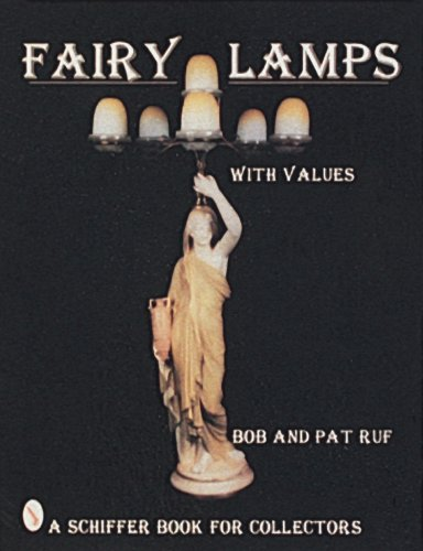 Fairy Lamps, Elegance in Candle Lighting (Schiffer Book for Collectors)