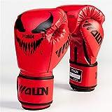 SYLL Guantes de Boxeo para Entrenar Muay Thai Kickboxing Fighting Ideal para...