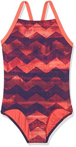Adidas Badpak marine/oranje maat 140