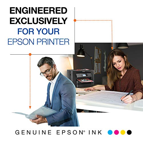 EPSON T215 Ink Standard Capacity Black Cartridge (T215120-S) for select Epson WorkForce Printers Photo #8