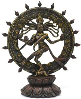 Original Source 41747 Dancing Shiva - Brass Finish, Brown