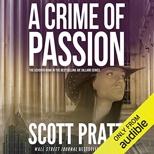 A Crime of Passion audiobook cover art