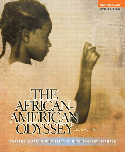 The African-American Odyssey: Volume 2 (6th Edition)