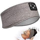 Sleep Headphones Bluetooth Headband,Perytong Soft Sleeping Wireless Music Sport Headbands,Long Time Play Sleeping Headsets with Built in Speakers Perfect for Sleep,Workout,Running,Yoga,Travel