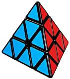 QIYI Pyramid Speed Cube Triangle Magic Cuble Puzzle Toy (QI YI )