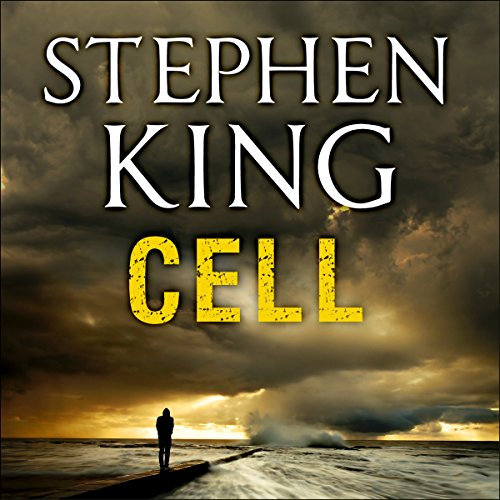 Cell audiobook cover art