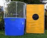 Twister Display Dunk Tank Econo Dunker - No Window - Dunking Booth - Water Game - Portable