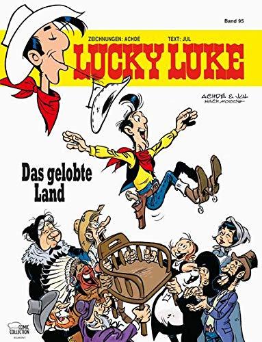 Lucky Luke 95: Das gelobte Land