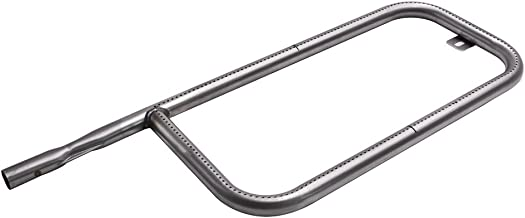 onlyfire Stainless Steel Burner Tube Fits for Weber Q200/Q2000 Series Gas Grill(Replacement Part of 69956/60041/41862)