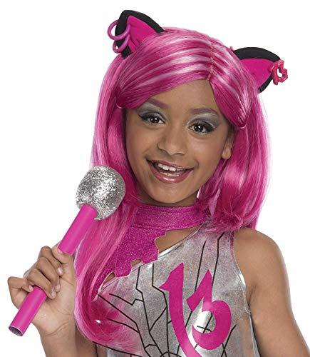 Girls Catty Noir Monster High Wig