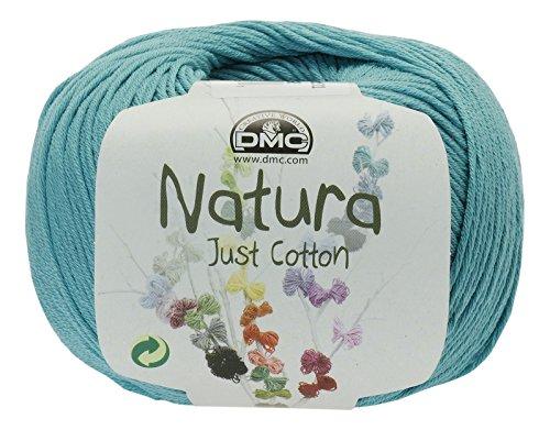 DMC Fil Natura, 100% Coton, Turquoise Zircones