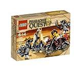 LEGO Pharaoh's Quest Golden Staff Guardians 7306