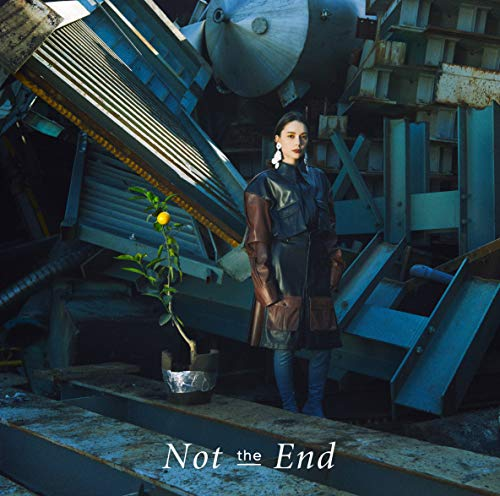 Not the End (初回生産限定盤) (Blu-ray Disc付) (特典なし)