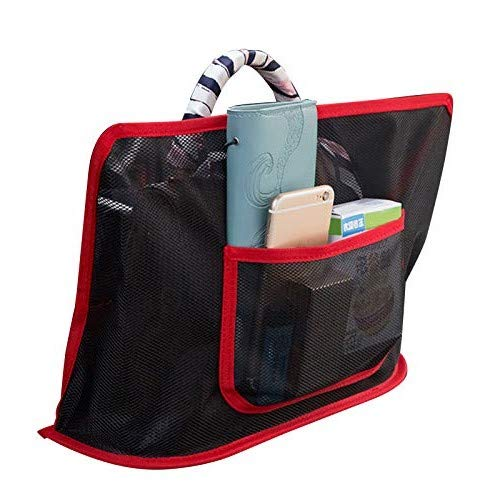 Aomier Organizador de maletero, caja plegable, accesorio plegable, universal, transpirable, para guardar...