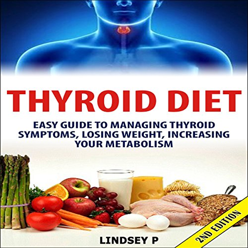 Thyroid Diet 2nd Edition audiobook cover art