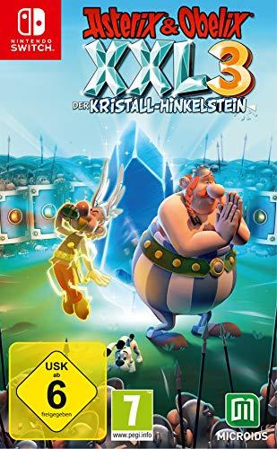Asterix & Obelix XXL3 - Der Kristall-Hinkelstein - Standard-Edition - [Nintendo Switch]