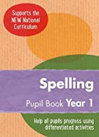 Year 1 Spelling Pupil Book: English KS1 (Ready, Steady Practise!) by Collins UK(2016-10-01)