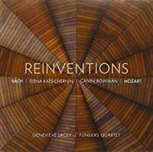 Reinventions by Genevieve Lacey / Flinders Quartet