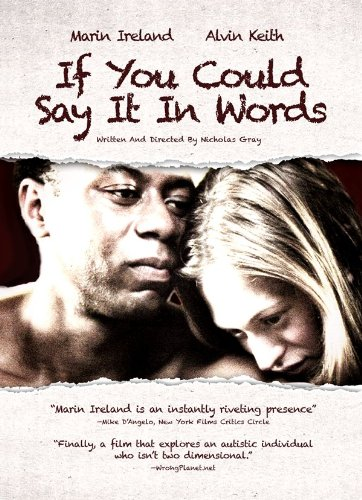 If You Could Say It In Words / (Ws) [DVD] [Region 1] [NTSC] [US Import]