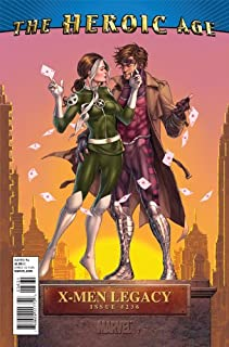 #236 X-Men Legacy Heroic Age Variant Cover